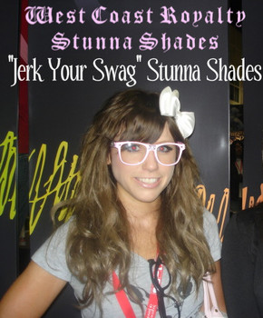 Free JERK YOUR SWAG STUNNA SHADES phone wallpaper by cbell323