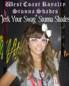 JERK YOUR SWAG STUNNA SHADES