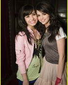 Selena And Demi wallpaper 1