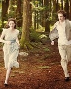 Bella and Edward wallpaper 1