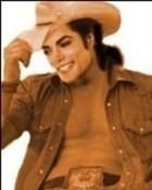 Cowboy Michael wallpaper 1