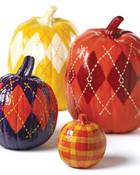 Painted Pumpkins Pattern