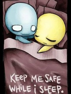 Free Keep me Safe phone wallpaper by tinkatink