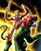 He-Man & Battle-Cat