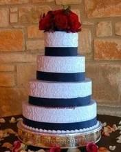 Free wedding cake phone wallpaper by blackroseinc