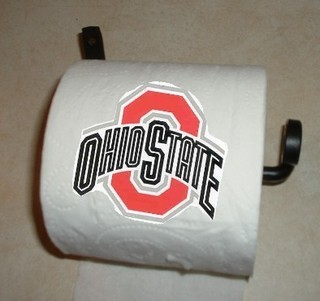 Free OSU toilet paper phone wallpaper by shortgirl73