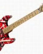 VanHalen's-Metal-Guitar Eddie-VanHalen Eddie