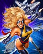 Ms. Marvel 2 wallpaper 1