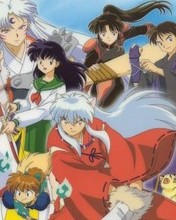 Free Inuyasha Group phone wallpaper by angelyu158