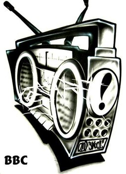Free Boom box phone wallpaper by mops801