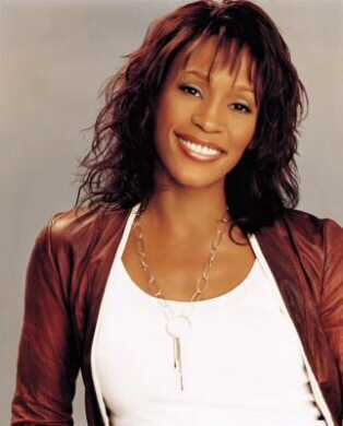 Free Whitney Houston phone wallpaper by asweetbabe