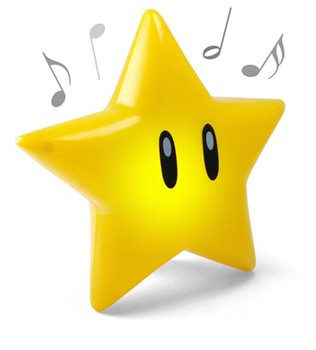 Free super_mario_singing_glow_star.jpg phone wallpaper by shelbie11