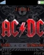 acdc black ice red