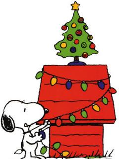 Free Christmas-Snoopy-Lights-Tree.jpg phone wallpaper by saraness123
