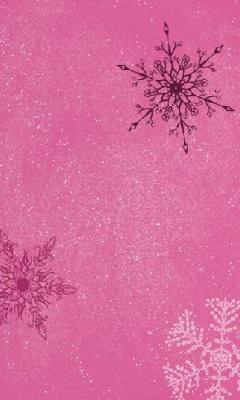 Free Snowflakes.jpg phone wallpaper by diordoll