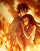 anime_fire.jpg wallpaper 1