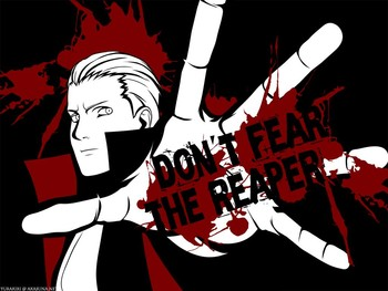 Free hidan dont fear the reaper phone wallpaper by akatsukifreak