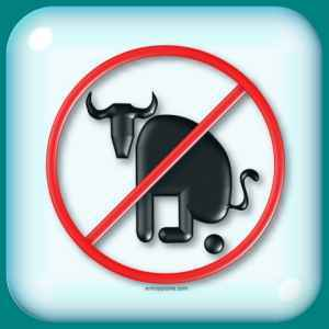 Free no bull sh!t phone wallpaper by irockhisworld