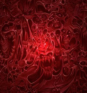 Free horror-face.jpg phone wallpaper by mstrwarlock