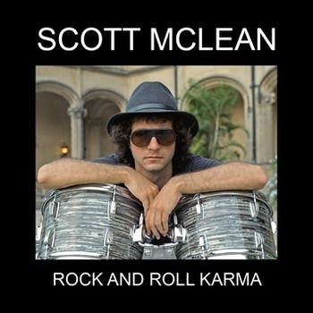 Free SCOTT MCLEAN ROCK AND ROLL KARMA phone wallpaper by scottmcleanmusic