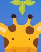 Peek-a-Boo VII, Giraffe