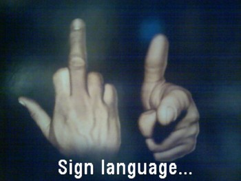 Free sign language phone wallpaper by jeffscott2967