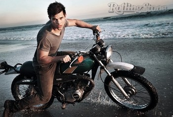 Free taylor lautner rolling stone phone wallpaper by tayfan01
