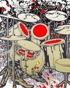 Abstract Drums.jpg wallpaper 1