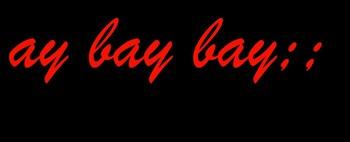 Free ay bay bay;; phone wallpaper by melibby408