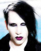 Beautiful Marilyn Manson