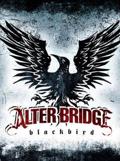 Free Alter Bridge Blackbird Cover phone wallpaper by therazorbladesaint