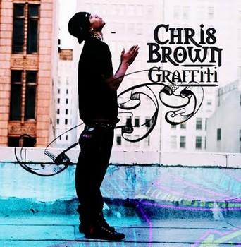 Free Graffiti Chris Brown.jpg phone wallpaper by saidy