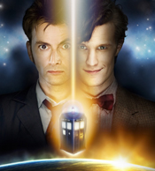 Free 10th&11th Doctor phone wallpaper by mordaunt