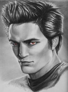 Free edward-cullen-drawing phone wallpaper by gennymzg1012