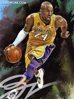 Free Kobe Bryant phone wallpaper by mops801