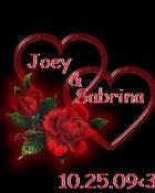 sabrina and joey.jpg wallpaper 1