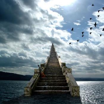 Free stairsway to heaven.jpg phone wallpaper by jackiegg