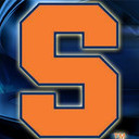 Free Syracuse logo phone wallpaper by blkeen