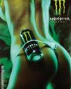Monster Energy Logo wallpaper 1