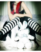 White Rabbit wallpaper 1