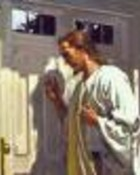 jesus knock at the door .jpg wallpaper 1