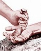 jesus nail in hand.jpg wallpaper 1