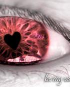 valentine eye wallpaper 1