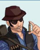 Sniper choosin his bullets