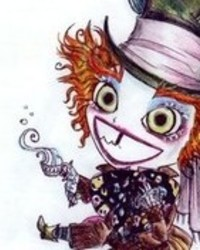 Tim Burtons The Mad Hatter