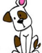 Puppy cartoon wallpaper 1