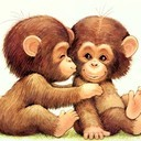 Free The Chimpanzee.jpg phone wallpaper by rjnutter