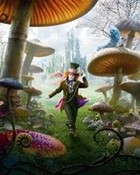 Alice in wonderland wallpaper 1