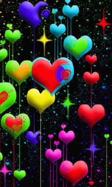 Free Valentine_Hearts.jpg phone wallpaper by happyredneck