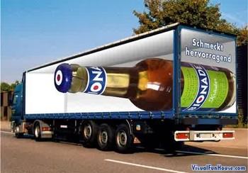 Free painted-truck-optical-illusion-beer.jpg phone wallpaper by jonnybravo